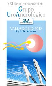 XXI Reunión del Grupo de Andrología de la AEU. Valladolid, 8 y 9 de febrero de 2018